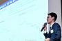 [포토] 김태희 연구원 '향후 전망과 반등 가능성은'