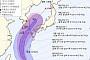 17호 태풍 '타파' 북상, 남해·제주도 비바람 예고…일요일 전국적으로 '비'