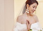 황지현, 10월의 신부 일반인과 웨딩마치