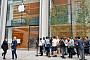 애플 '아이폰11' 시리즈 1차 출시...각국서 아침부터 대기 행렬