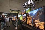 삼성 QLED TV, 여의도 면적 2배 크기 팔렸다