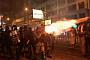 홍콩, 송환법 16주째 주말집회 경찰·시위대 폭력 충돌