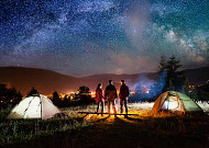 초보 캠퍼들을 위한 지침① 캠핑 입문에 필요한 주요 장비와 서브장비