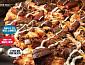 '도미노 박서준인생고기서고기' 도미노피자, 미트미트미트 피자 출시…오퀴즈 적극 마케팅