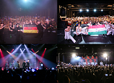 VAV, '2019 유럽투어' 독일-헝가리 공연 성공적 개최 '전석 매진+ALL 떼창'