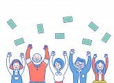 토스X근로복지공단, '근로자 생활안정자금 융자' 행운퀴즈 출제