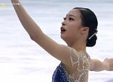 유영, 4대륙 피겨 은메달…김연아 이후 11년 만 '223.23점' 개인 최고
