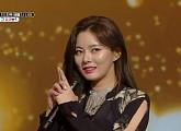 한담희, '트로트퀸' 3라운드 전영랑과 맞대결서 6대0 완패