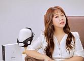 홍현희, 뷰티 홈케어 브랜드 '페이스팩토리' 요가 마스크 모델 발탁