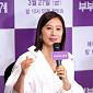 """[비즈 포토]김희애, """"배우로서 드문 경험, 행복했다"""""""