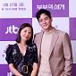[비즈 포토]김희애-박해준, 포토타임은 다정하게