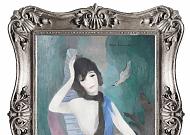 마리 로랑생의 초상화 거부한 코코 샤넬