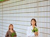 러블리즈 수정ㆍ예인, 사회 공헌 화보 케이웨이브엑스 참여