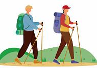 조금만 거리 두면, 조금 더 걸어도 좋다!