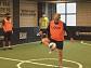 '순간포착' 축구공 제기차기, 자신만의 운동법으로 건강 찾은 할아버지