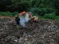 '시사직격' 불법 폐기물 투기 조직, 은밀한 그들의 수법