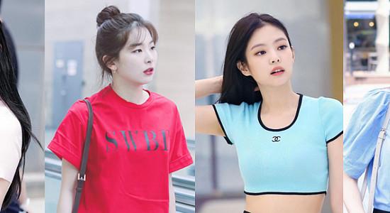 일상이 화보! 사복 잘 입는 여자 아이돌