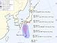 '태풍 12호 돌핀' 예상경로, 한반도 상륙없이 일본으로 북상할 듯