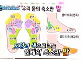 홍혜정 몸신 '반사요법', 귀족 관리 핵심 발 지압법 '나는 몸신이다'서 공개(ft.지원이)