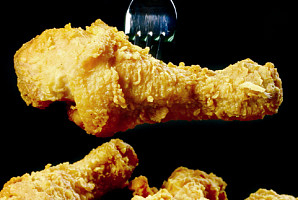 이 중 평생 하나의 치킨만 먹을 수 있다면?