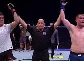 정다운, UFC 254 언더 카드 앨비와 아쉬운 무승부