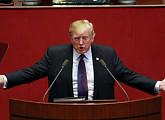 트럼프 대통령, 미국 대선 결과 발표 네바다 등 '바이든 승리' 모든 주에 소송 선언