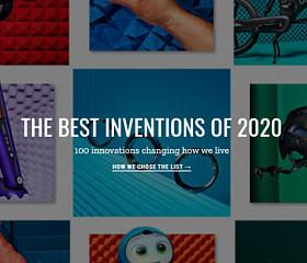 타임지가 선정한 2020 최고의 발명품은?