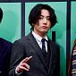 [비즈 포토] 방탄소년단 정국, 카리스마 넘치는 눈빛