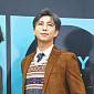 [비즈 포토] 방탄소년단 RM, 보기만해도 기분좋은 ...