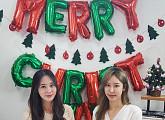 '더 퀸 오브코리아' 박소정ㆍ윤초이, 네이버 쇼핑 쇼호스트 변신…24일 크리스마스 파티 라이브 진행