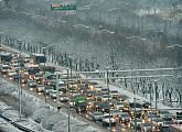 미시령ㆍ진부령ㆍ안반데기 등 폭설로 교통 통제...서울양양고속도로 등 극심한 정체