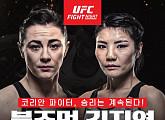 UFC 김지연, 몰리 맥칸 상대 4승 도전…브런슨vs틸 UFC Fight Night 중계 스포티비 나우ㆍ스포티비 온