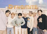 휠라(FILA), 방탄소년단(BTS) 'Dynamite' 테마 스페셜 컬렉션 출시