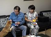 홍준표 의원 아내 이순삼과 '와카남' 출연…집에서는 다정다감한 로맨티스트(ft. 반려견 순금이)