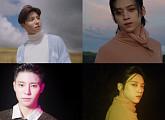 '10월 6일 컴백' 블리처스 진화X고유, 포트레이트 비디오 오픈
