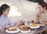 이민영, 나이 4살 동생 이유리와 새우 배달 요리 먹방(편스토랑)