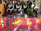 EPEX(이펙스), 스트레이 키즈 '神메뉴' 커버→'Lock Down'까지…강렬 퍼포먼스