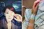 가수 김윤아 2년전 얼굴마비…당시 사진 봤더니