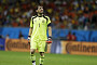 [2014 브라질월드컵] 카시야스, 스페인 네덜란드전 완패 인정