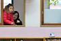 [포토] 초등학교 예비소집일 '저기가 앉게될 자리일까?'