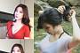 '아프리카 티비 원조 4대 미녀' BJ 박현서, '역대급 가슴골 노출' 붉은 원피스로 눈길…방송 내용은?
