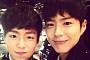 응답하라 1988 박보검, 이현우와 미러급 인증샷 공개