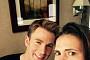 """'앤트맨' 헤일리 앳웰, 과거의 연인 크리스 에반스와 다정한 인증 사진 공개 """"못생긴 남자 발견했다"""""""