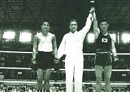 우리나라 첫 프로 복싱 세계 챔피언 '김기수'