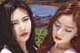 올드스쿨 레드벨벳, 조이-아이린 가슴 밀착한 채 '몽환적인 표정까지…'