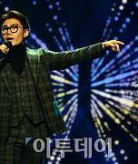'따뜻한 콘서트' 김범수, '빠져드는 ...