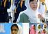 이란 세일즈 외교 朴대통령 '루싸리' 착용…차도르, 부르카 등 히잡도 다양