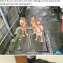 가출한 3명의 아기, 경찰관 베이비시터로 변신