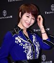 김혜수, 귀여운 긁적긁적