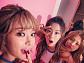 AOA 초아·설현·혜정, 간만의 근황 '여전한 섹시 미모'